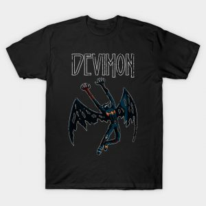 Led Devimon - color T-Shirt