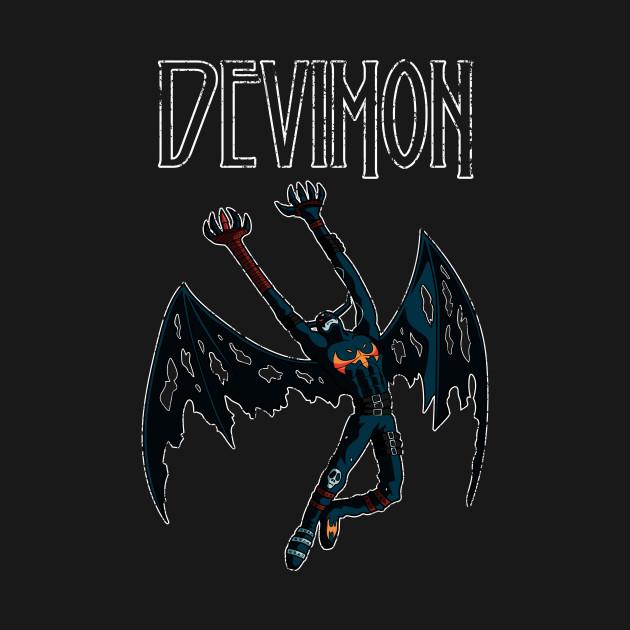 Led Devimon - color