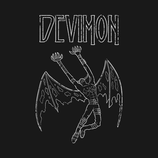 Led Devimon