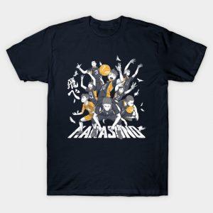 Lets Go Karasuno T-Shirt