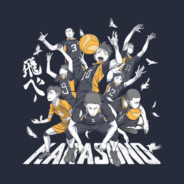 Lets Go Karasuno