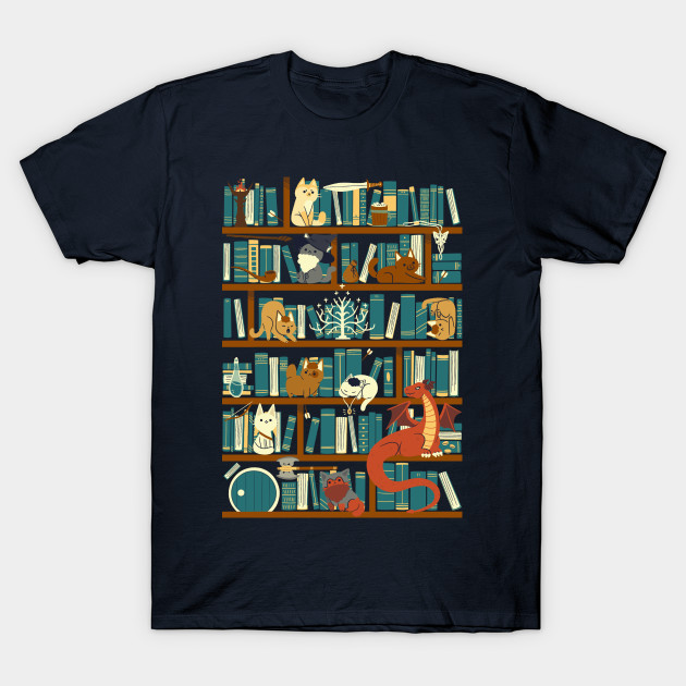 Library of the Ring T-Shirt