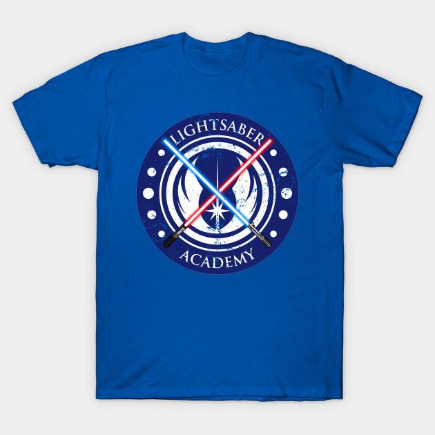 Lightsaber Academy - Star Wars T-Shirt