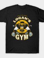 Logan's Gym T-Shirt