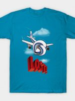 Lost airplane! T-Shirt