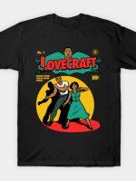 Lovecraft Comic T-Shirt