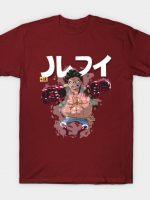 Luffy Gear 4th T-Shirt