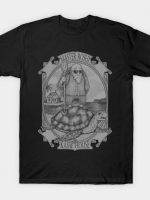 MASTER OF THE TURTLE HOUSE- INK T-Shirt