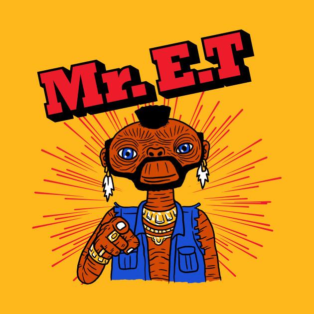 MR ET