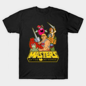 Masters of the Wuniverse - He-Wu T-Shirt