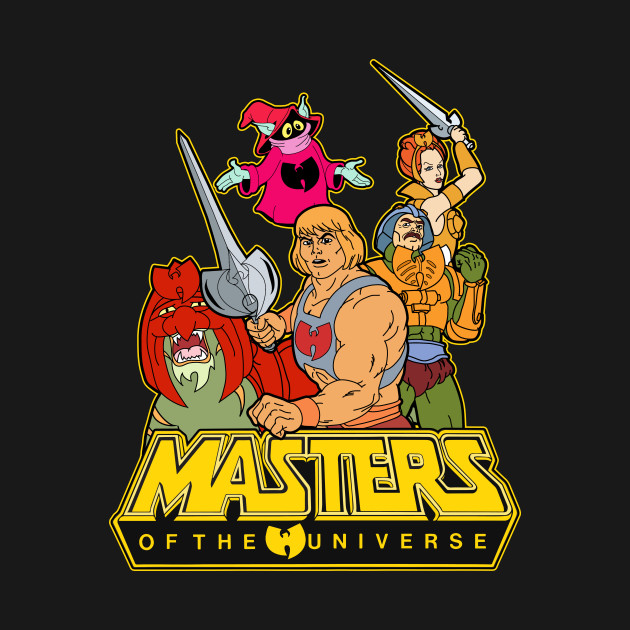 Masters of the Wuniverse - He-Wu