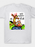 May Queen and Bear T-Shirt