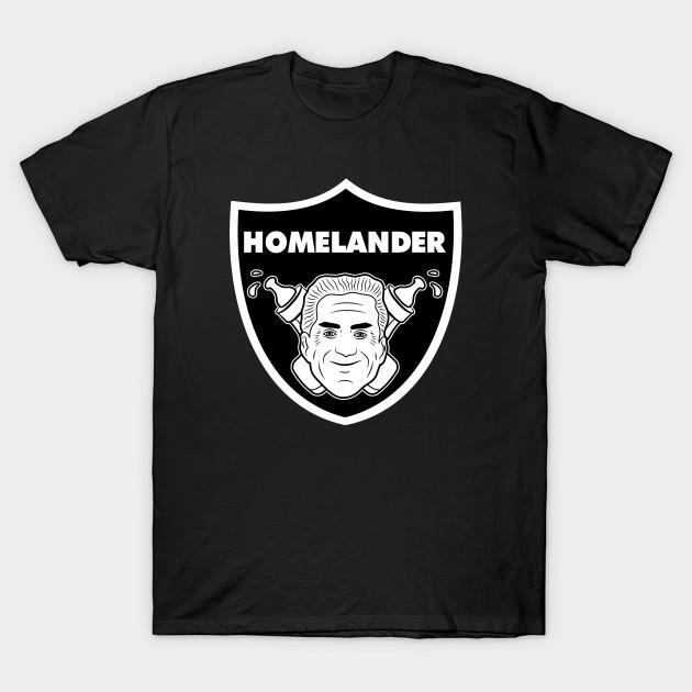 Milk Hero Raid - Homelander T-Shirt