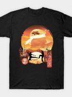 Miyagi-Do Sunset T-Shirt