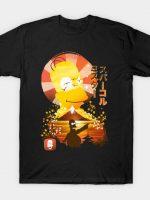 Mr. Sparkle Ukiyo e T-Shirt