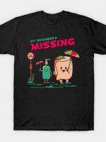 My Neighbor's Missing T-Shirt