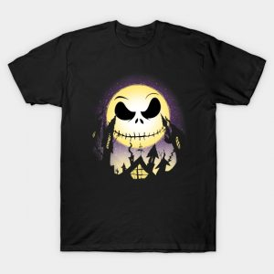 Nightmare - Jack Skellington T-Shirt