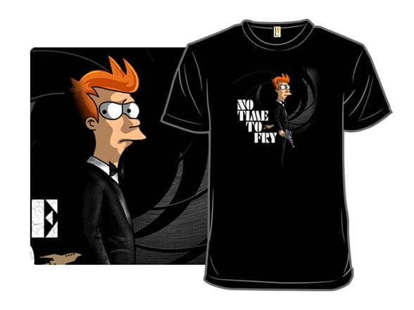 Philip J. Fry T-Shirt