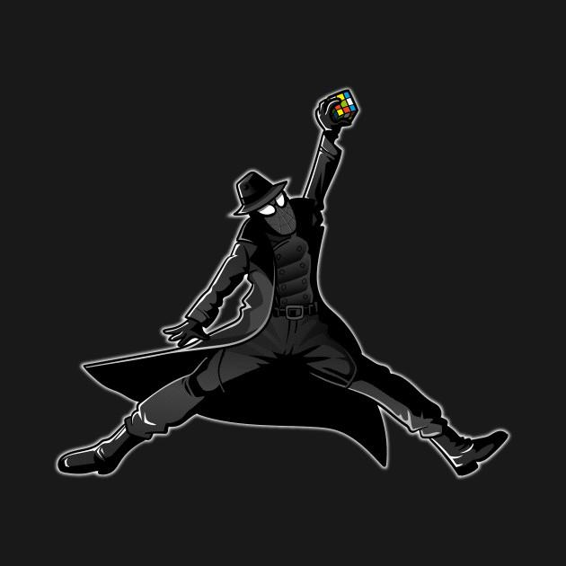 Noir Jordan v2