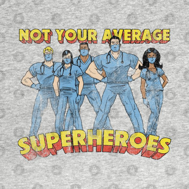 Not Your Average Superheroes