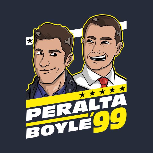Peralta Boyle 99