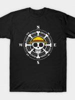 Pirate king compass T-Shirt