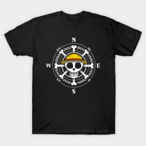 Pirate king compass