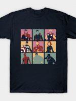 Pop Heroes T-Shirt