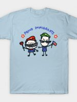 Proud Immigrants T-Shirt