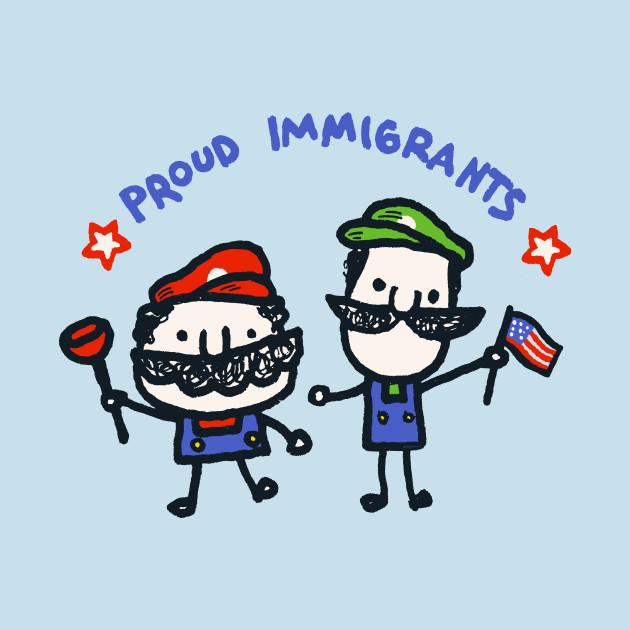 Proud Immigrants