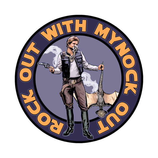 ROCK OUT WITH MYNOCK OUT