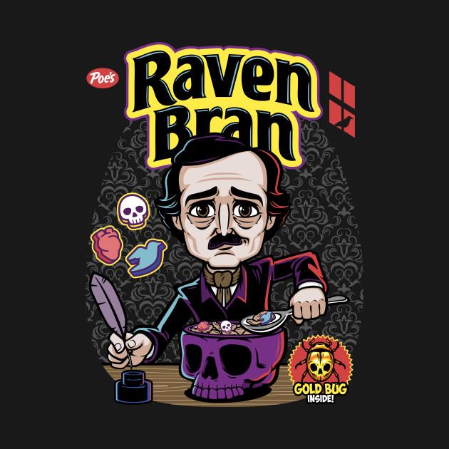 Edgar Allan Poe - Raven Bran