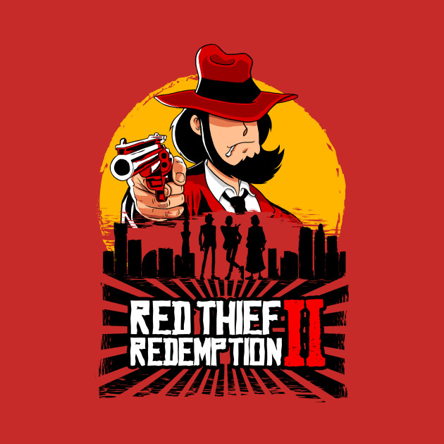 Red Thief Redemption