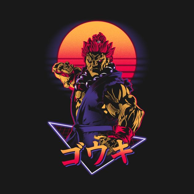Retro Devil