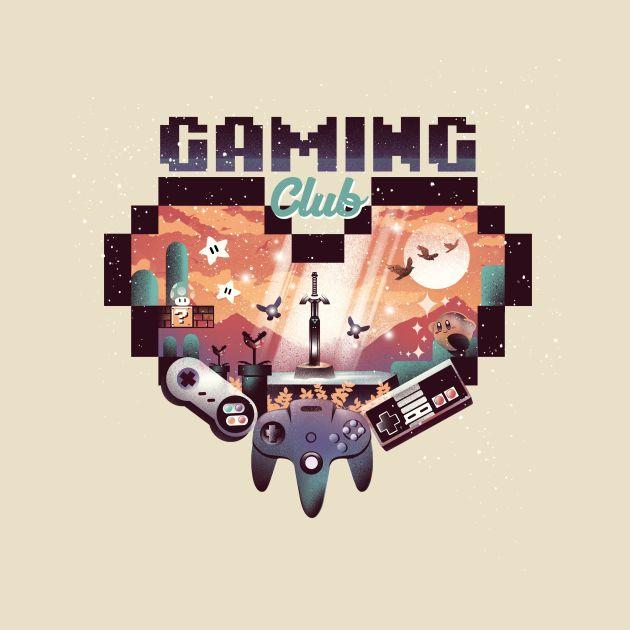 Retro Gaming Club