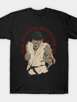 Round 99 (black version) T-Shirt