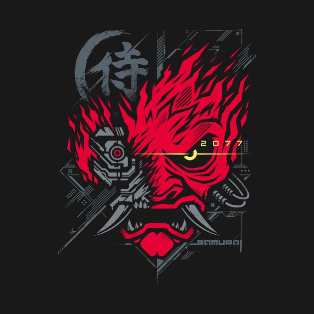 Samurai 77 V.1