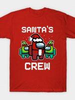 Santa's Crew T-Shirt