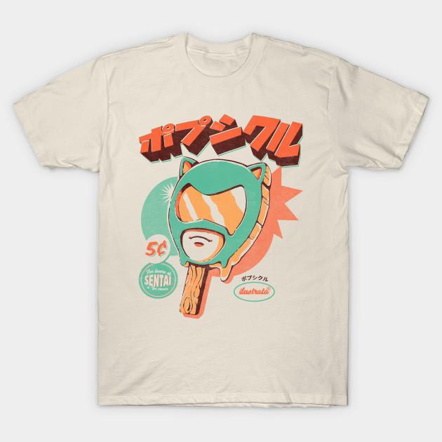 Sentai Ice Pop T-Shirt