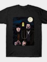 Shadows Gothic T-Shirt