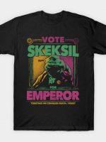 SkekSil for Emperor T-Shirt