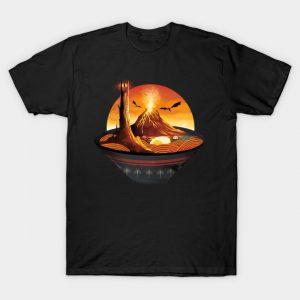 Spicy Mordor Ramen
