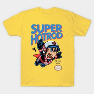 Super Hot Rod T-Shirt