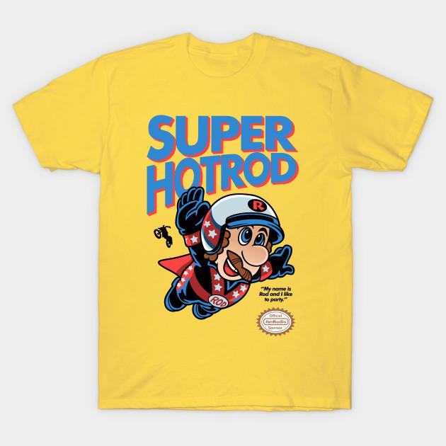 Super Hot Rod T-Shirt
