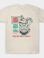 The Batcove Tiki Bar T-Shirt