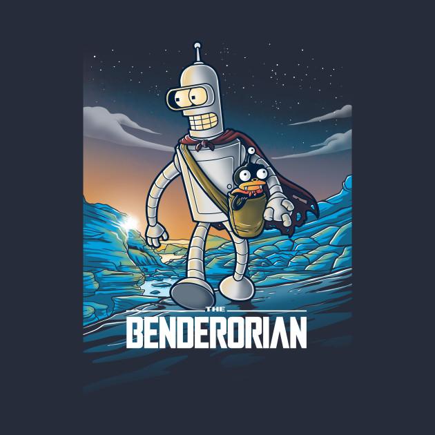 The Benderorian poster