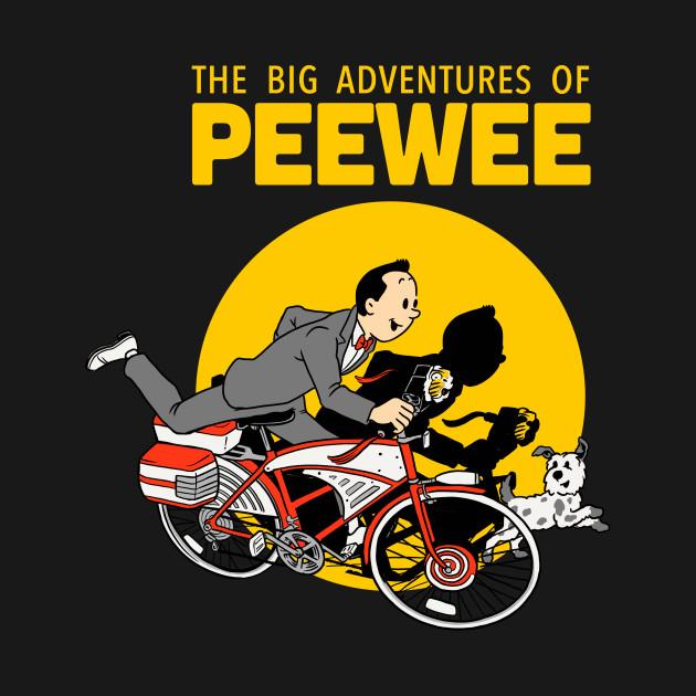 The Big Adventures of Pee Wee