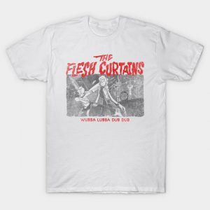 The Flesh Curtains