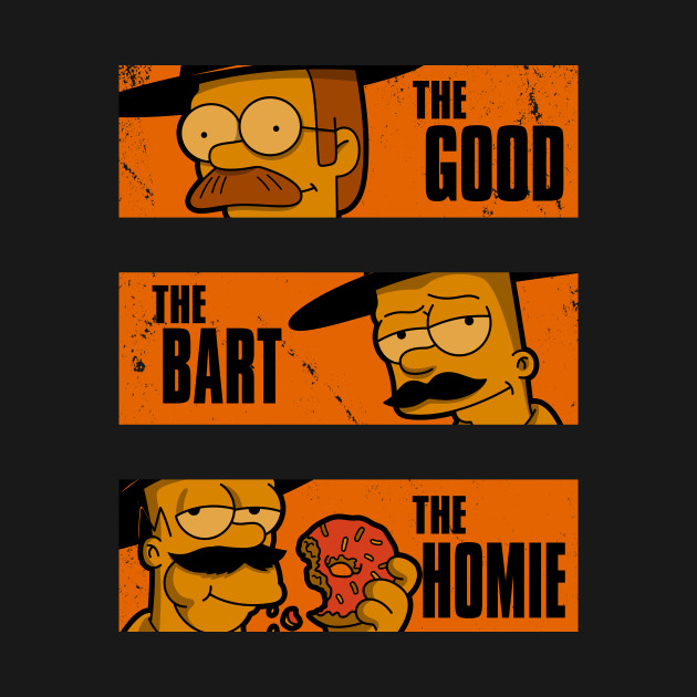 The Good, the Bart and the Homie