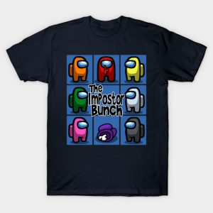 The Impostor Bunch Among Us T-SHirt
